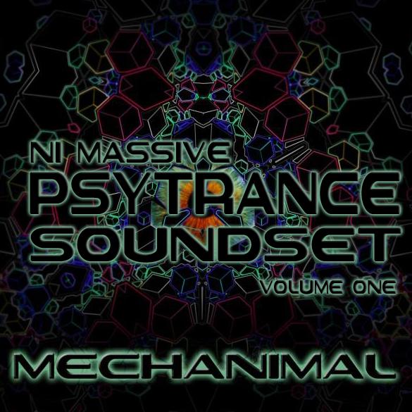 Endeavour Psytrance for NI Massive 2